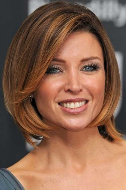 Cute-Short-Lenght-Layered-Hair Short Length Haircuts 2020