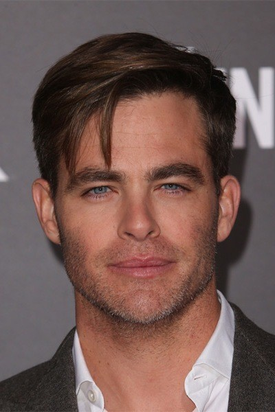 Chris-Pine-Short-Straight-Hairstyles Most Coolest And Hottest Formal Haircuts For Men