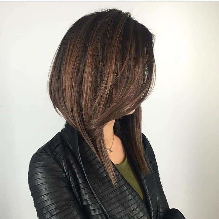 Classic-Look 12 Breathtaking Long A-line Haircuts for Women 2020