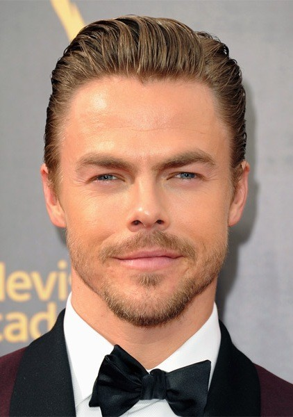 Derek-Hough-Short-Straight-Hairstyle Most Coolest And Hottest Formal Haircuts For Men