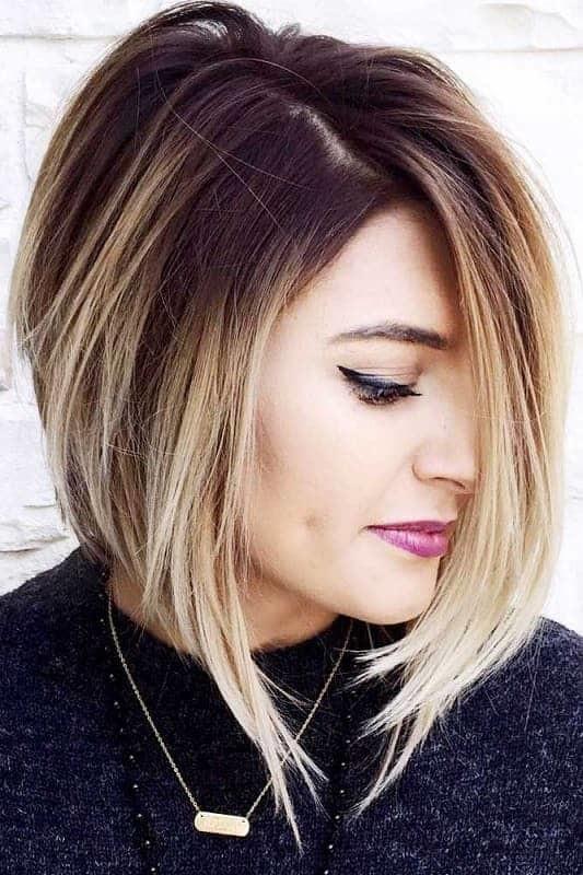 Golden-Locks 12 Breathtaking Long A-line Haircuts for Women 2020