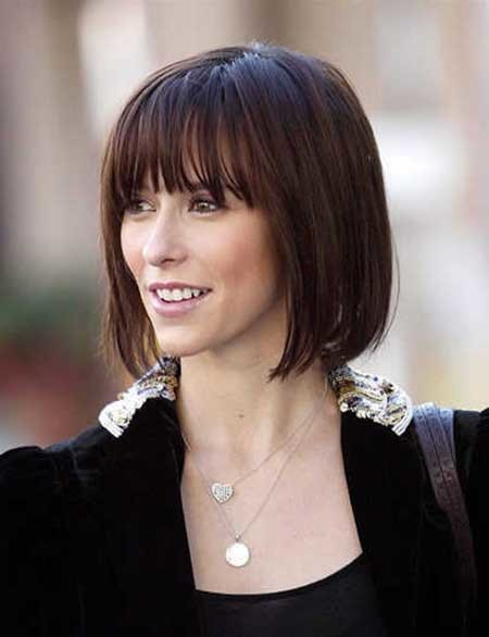 Lovely-Sleek-Bob-Hairstyle Best Bob Cuts for 2020