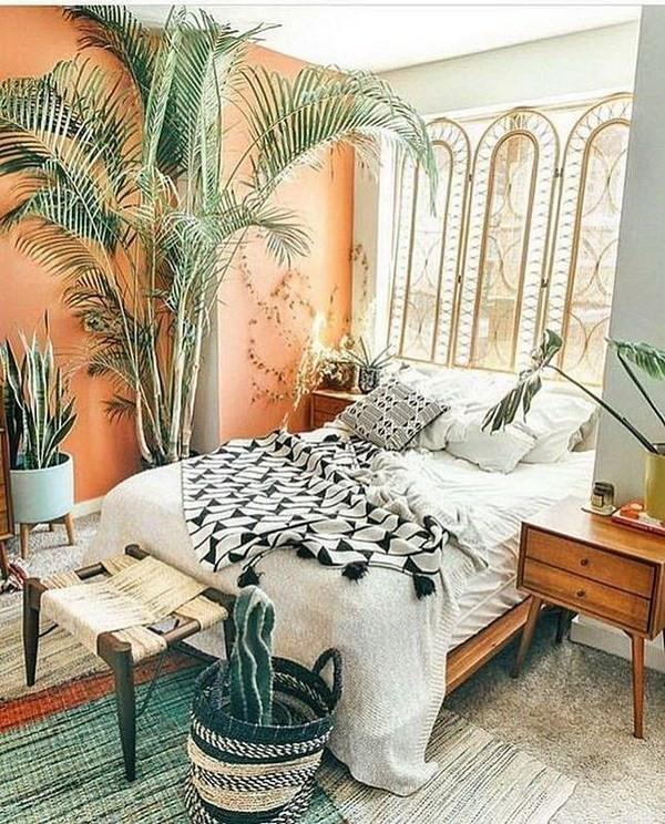 Modern-bohemian-bedroom Chic Bohemian Interior Design Ideas