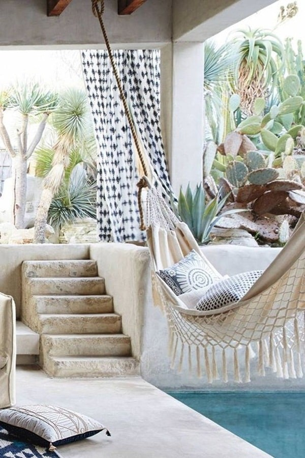 Modern-bohemian-style-interior-design Chic Bohemian Interior Design Ideas
