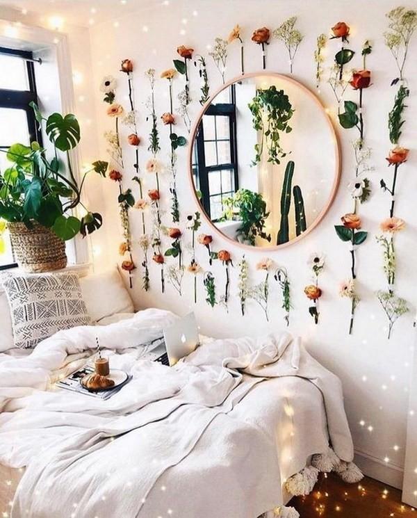 Romantic-bohemian-bedrrom-design-ideas Chic Bohemian Interior Design Ideas