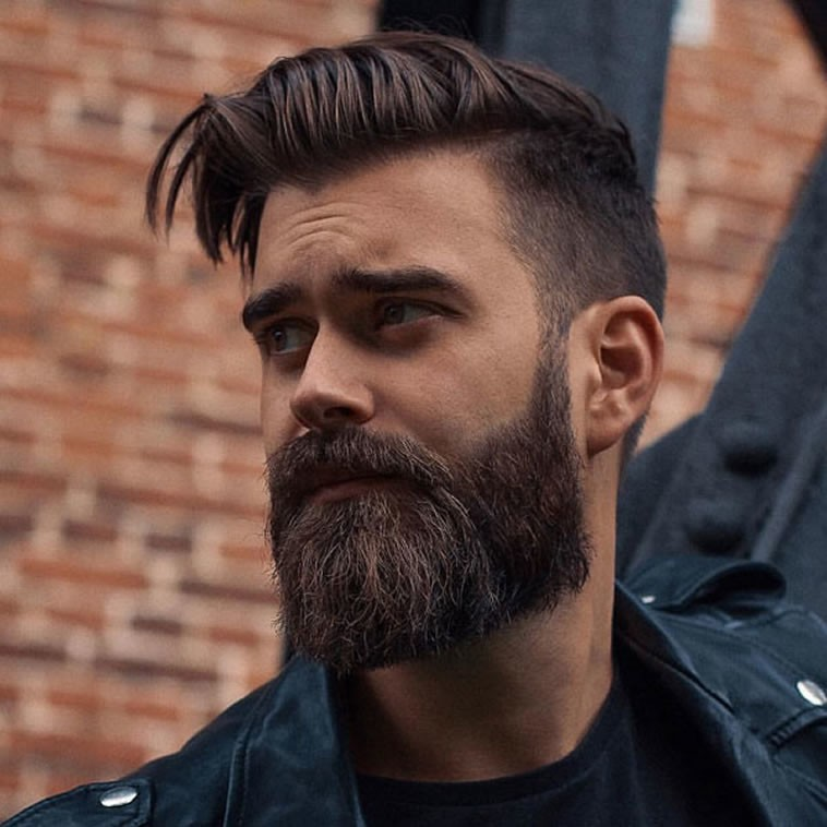 Taper-Haircut-with-Long-Layers Mens Hair Trends – Mens Hairstyles 2020