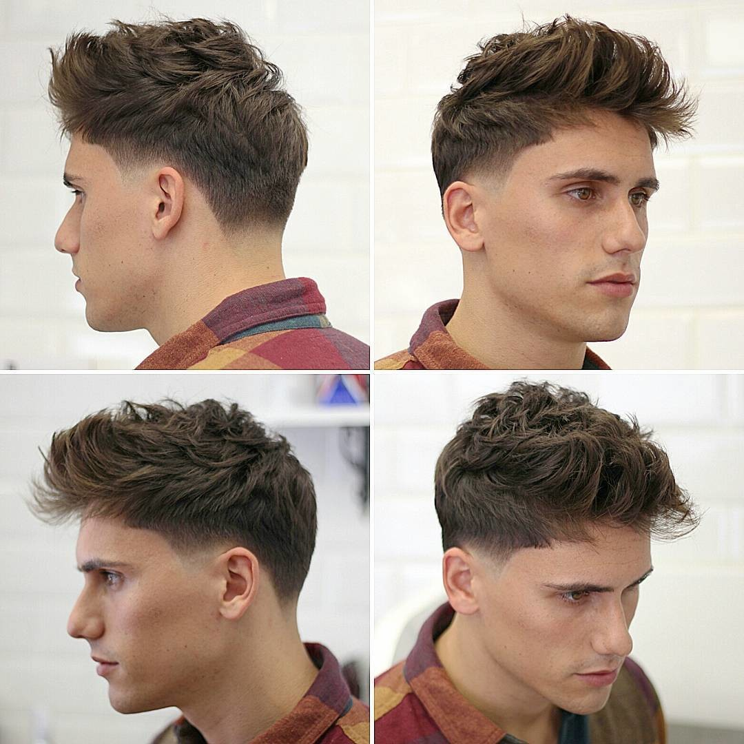 Thick-Wavy-Hair Mens Hair Trends – Mens Hairstyles 2020