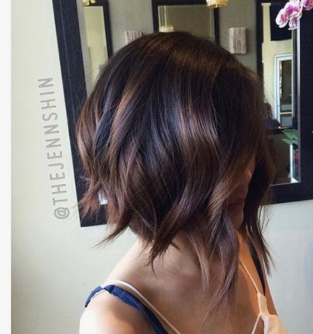 Hair-Color-Ideas-for-Short-Hair-013-ohfree.net_ Popular Balayage Hair Color Ideas for Short Hair