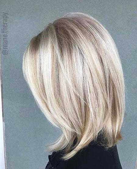 Hair-Color-Ideas-for-Short-Hair-014-ohfree.net_ Popular Balayage Hair Color Ideas for Short Hair