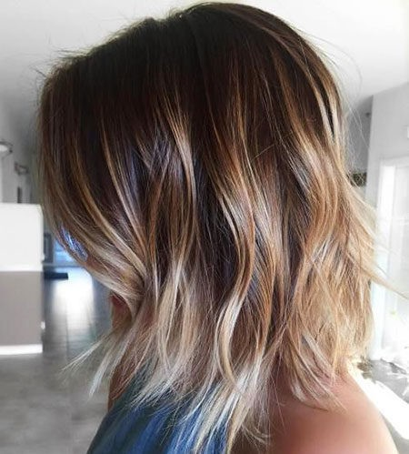 Hair-Color-Ideas-for-Short-Hair-017-ohfree.net_ Popular Balayage Hair Color Ideas for Short Hair