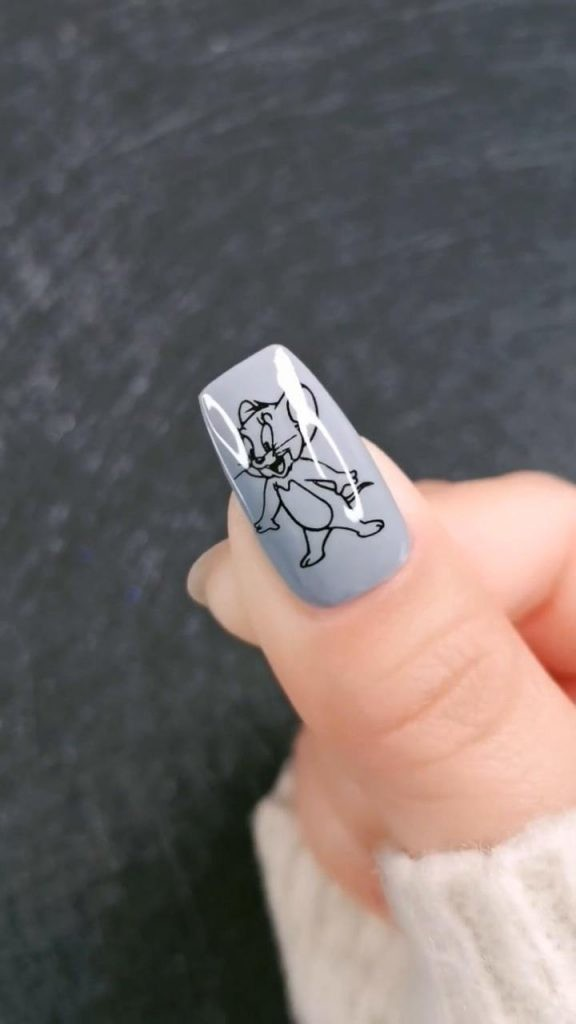 Nail-Designs-with-Nail-Art-Stamping-8 2020 Nail Trends to Inspire Your Next Manicure #1 -  DIY Nails Compilation