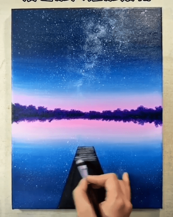 Beautiful-Canvas-Painting Beautiful Canvas Painting