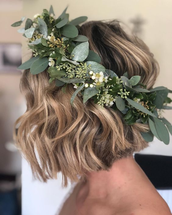 Bridal-Hair-Ideas-To-Look-Fabulous-001-ohfree.net_ Bridal Hair Ideas To Look Fabulous On Your Wedding Day