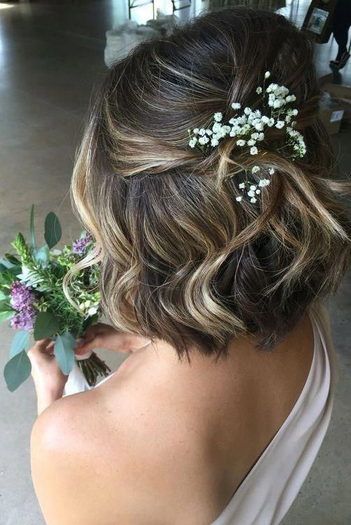 Bridal-Hair-Ideas-To-Look-Fabulous-015-ohfree.net_ Bridal Hair Ideas To Look Fabulous On Your Wedding Day