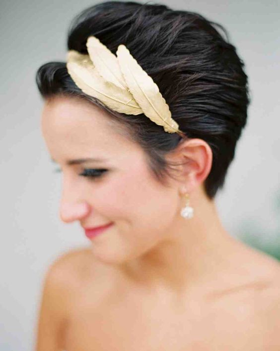 Bridal-Hair-Ideas-To-Look-Fabulous-021-ohfree.net_ Bridal Hair Ideas To Look Fabulous On Your Wedding Day