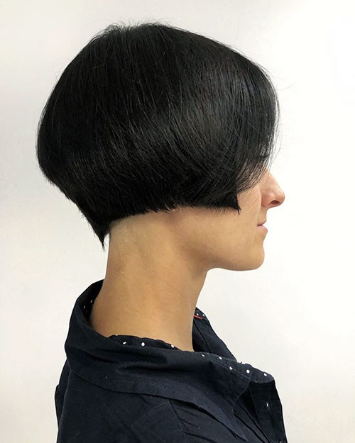 Elegant-Short-Thick-Hair-Trends-1 28 Elegant Short Thick Hair Trends of 2020