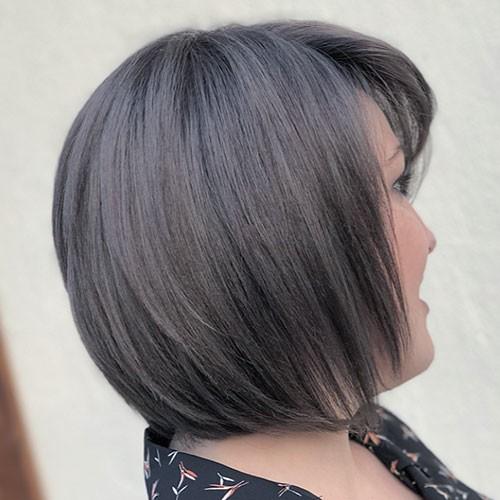 Elegant-Short-Thick-Hair-Trends-11 28 Elegant Short Thick Hair Trends of 2020