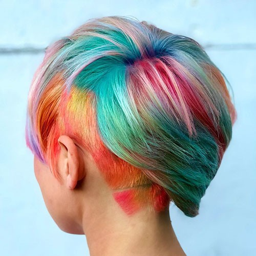 Elegant-Short-Thick-Hair-Trends-13 28 Elegant Short Thick Hair Trends of 2020