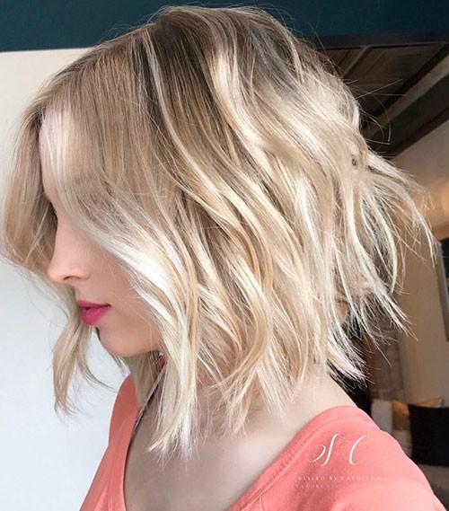 Elegant-Short-Thick-Hair-Trends-20 28 Elegant Short Thick Hair Trends of 2020