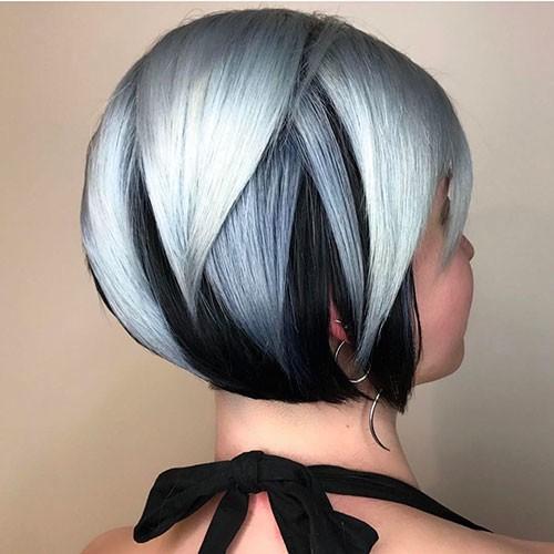 Elegant-Short-Thick-Hair-Trends-3 28 Elegant Short Thick Hair Trends of 2020