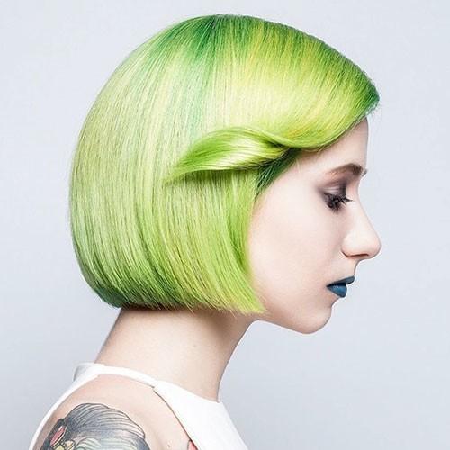 Elegant-Short-Thick-Hair-Trends-5 28 Elegant Short Thick Hair Trends of 2020