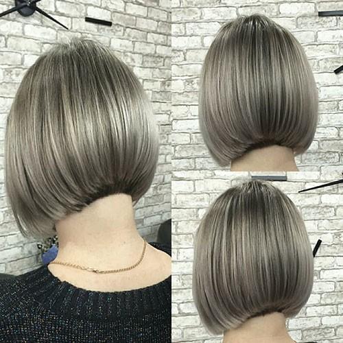 Elegant-Short-Thick-Hair-Trends-8 28 Elegant Short Thick Hair Trends of 2020