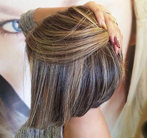 Modern-Short-Hair-Ideas-21 28 Really Modern Short Hair Ideas for An Amazing Look