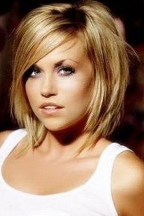 Sexy-Bob-Hairstyle Beautiful Short Layered Hairstyles for Thin Hair in 2020