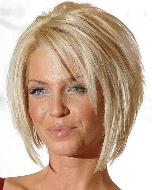 Short-Layered-Hairstyles-for-Thin-Hair-18 Beautiful Short Layered Hairstyles for Thin Hair in 2020
