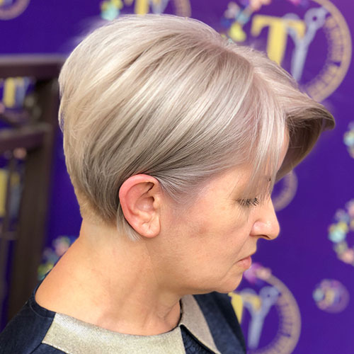 Short-Layered-Hairstyles-for-Thin-Hair-6 Beautiful Short Layered Hairstyles for Thin Hair in 2020