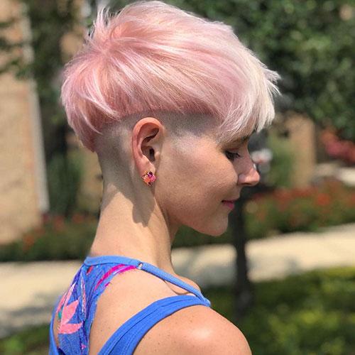 Trendy-Short-Haircuts-10 Trendy Short Haircuts That You'll Love This Season