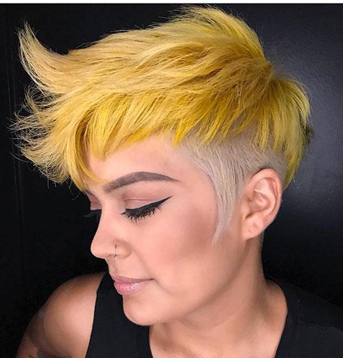 Trendy-Short-Haircuts-11 Trendy Short Haircuts That You'll Love This Season