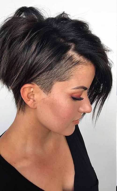 Trendy-Short-Haircuts-23 Trendy Short Haircuts That You'll Love This Season