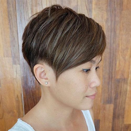 Trendy-Short-Haircuts Trendy Short Haircuts That You'll Love This Season