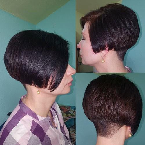 Undercut-Hair 28 Elegant Short Thick Hair Trends of 2020