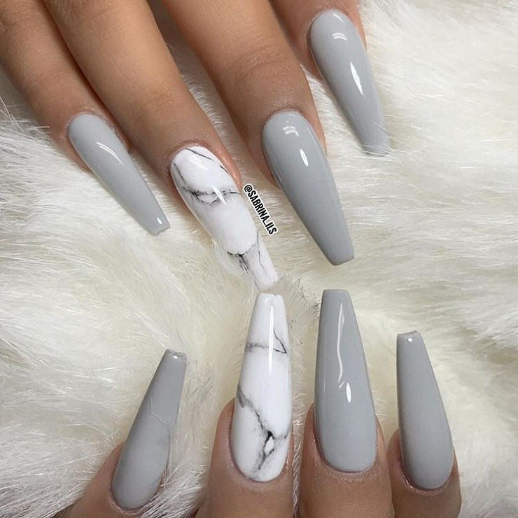 Best-Nail-Art-At-Home-For-Trendy-Women-01-ohfree.net_ Stylish New Acrylic Nail Art At Home For Fashionable Women To Try 2020
