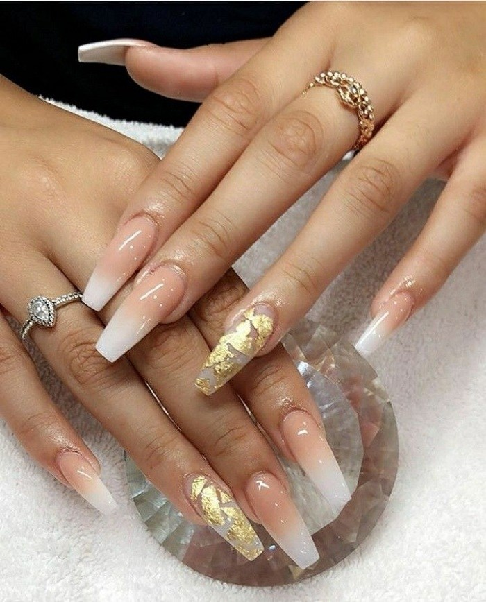 Bnail-art-acrylic-Ideas-For-Ladies-01-ohfree.net_ Stylish New Acrylic Nail Art At Home For Fashionable Women To Try 2020
