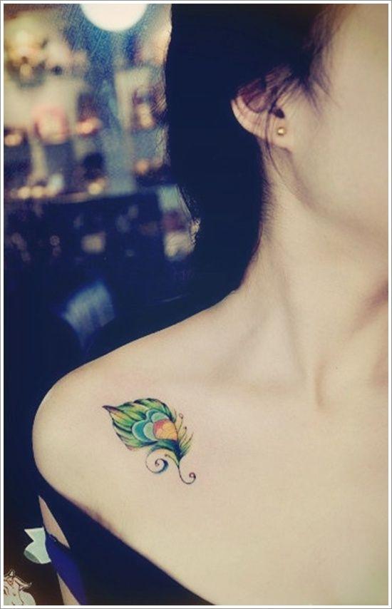 Brilliant-Feather-Tattoo-Designs-to-Impress-20-1 Brilliant Feather Tattoo Designs Try In 2020