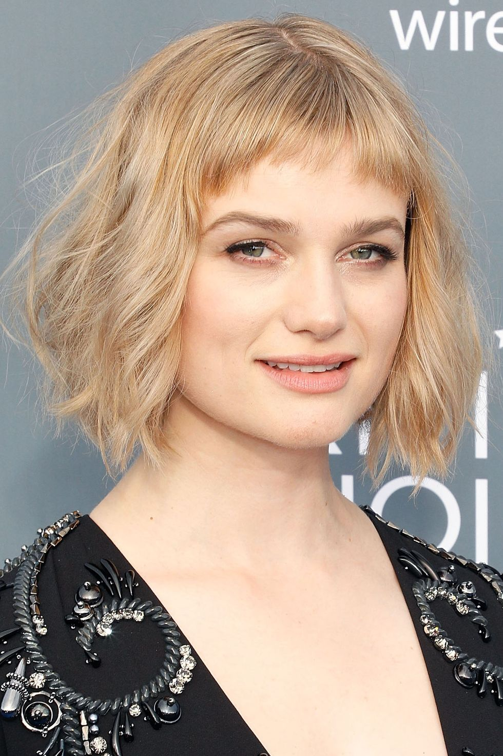 Cutting-bangs-Uneven-Baby-Bangs-1 Hairstyles with bangs: How to cut bangs as a professional?