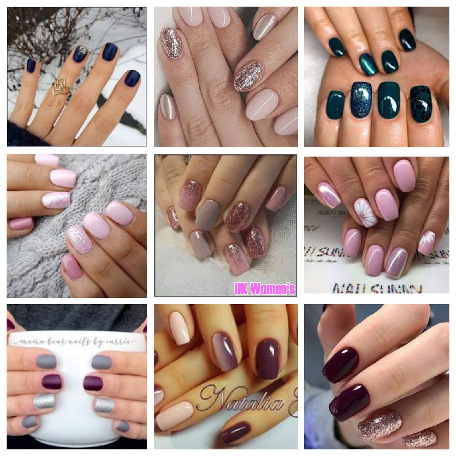 Short-Nails-Art-Designs-To-Try-2-1 Newest Short Nails Art Designs To Try In 2020