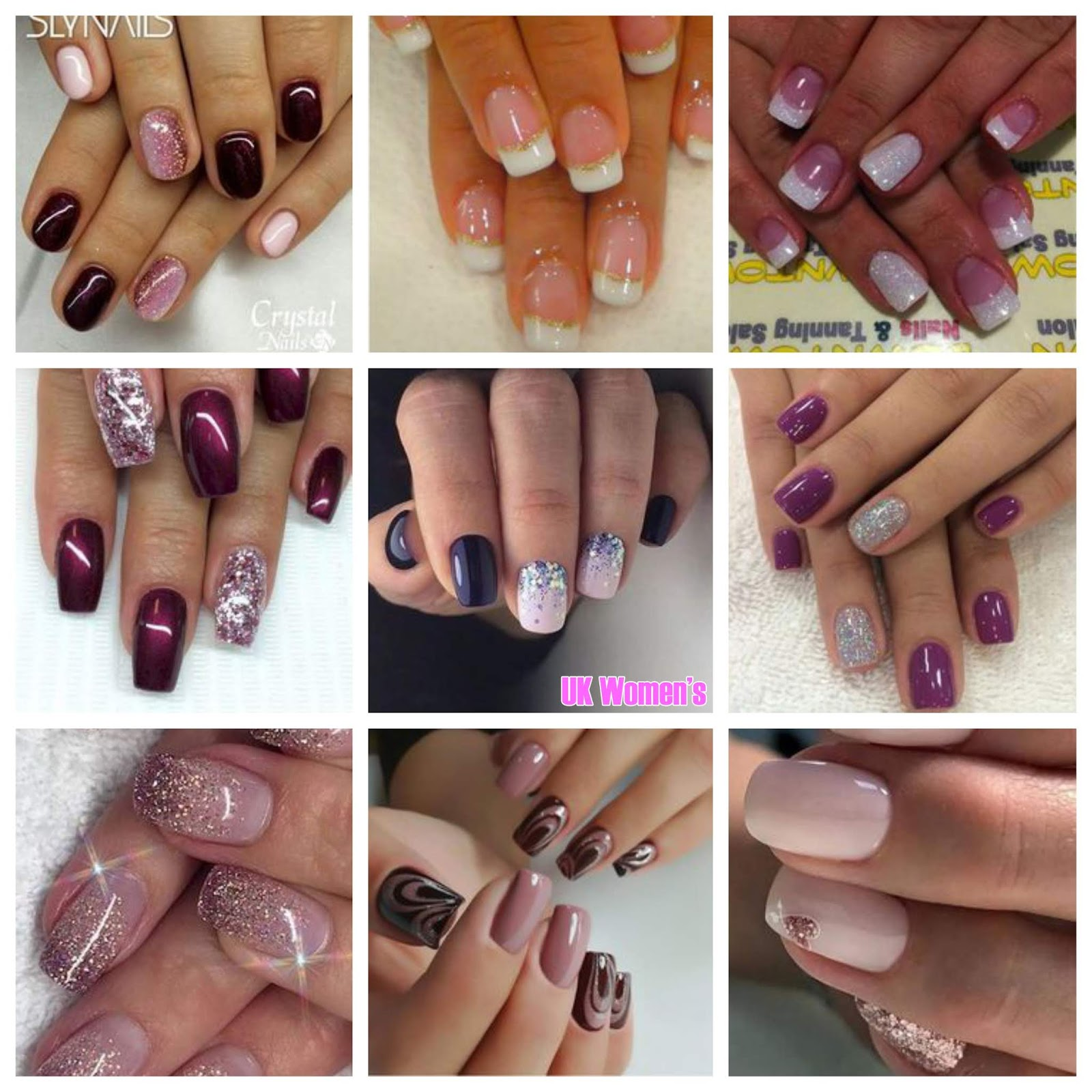 Short-Nails-Art-Designs-To-Try-3-1 Newest Short Nails Art Designs To Try In 2020