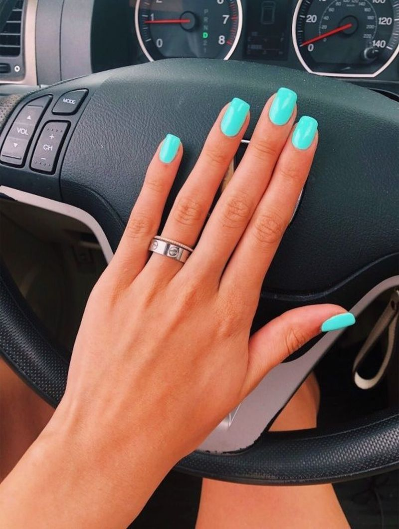 Wonderful-Summer-Nail-Colors-of-2020-13 Wonderful Summer Nail Colors of 2020