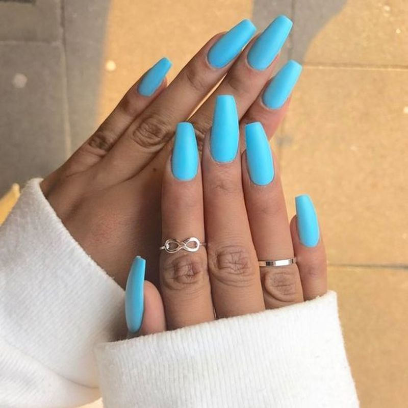 Wonderful-Summer-Nail-Colors-of-2020-26 Wonderful Summer Nail Colors of 2020