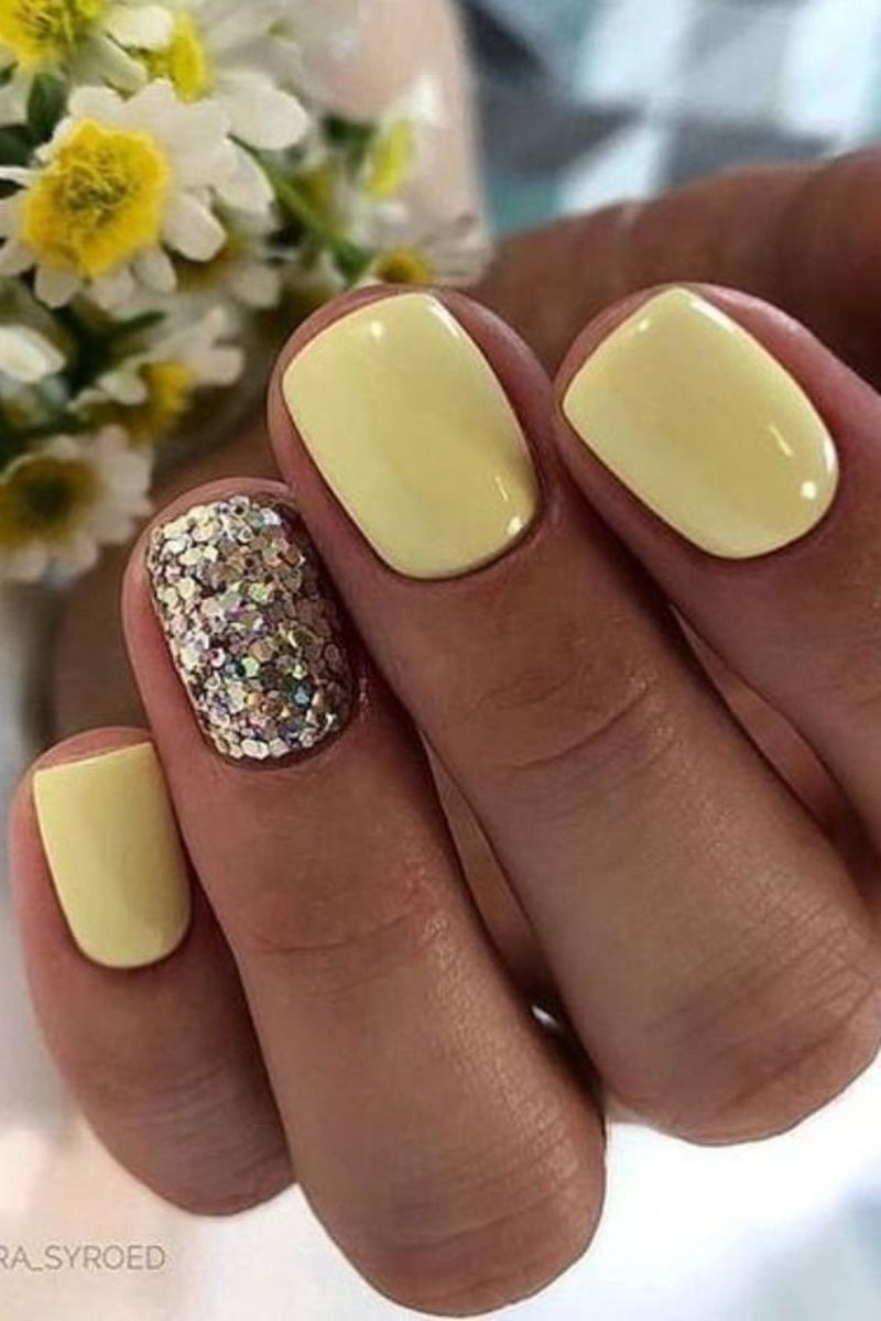 Wonderful-Summer-Nail-Colors-of-2020-35 Wonderful Summer Nail Colors of 2020