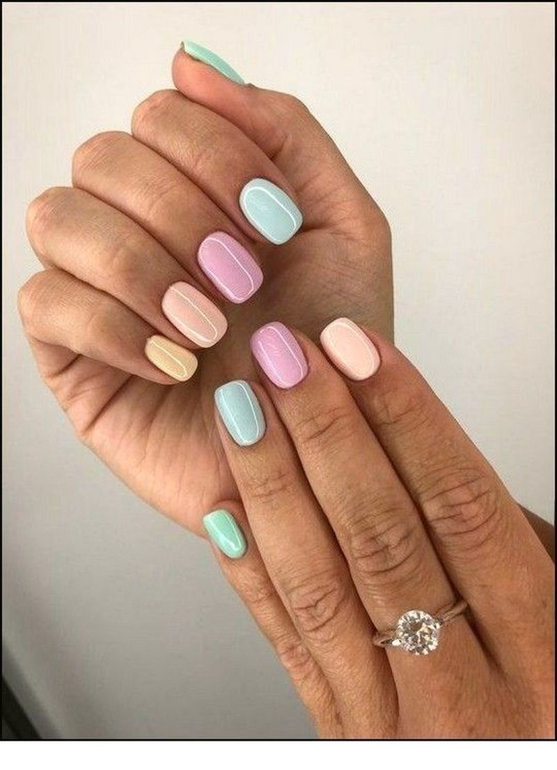 Wonderful-Summer-Nail-Colors-of-2020-38 Wonderful Summer Nail Colors of 2020