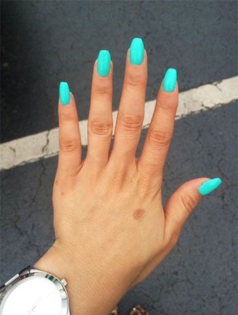 Wonderful-Summer-Nail-Colors-of-2020-45 Wonderful Summer Nail Colors of 2020